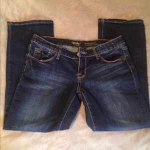 Mossimo Low Rise Bootcut - size 12 Super Stretch